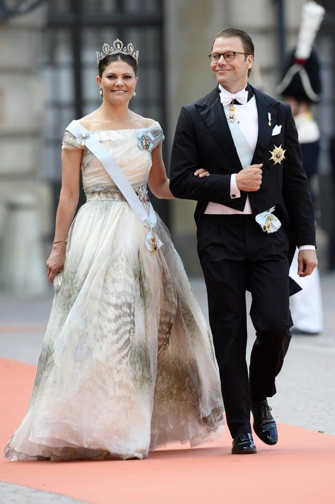 Prince Daniel of Sweden
