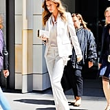 Gisele Bündchen Wore the Power Outfit Angelina Jolie's Been Rocking For Ages