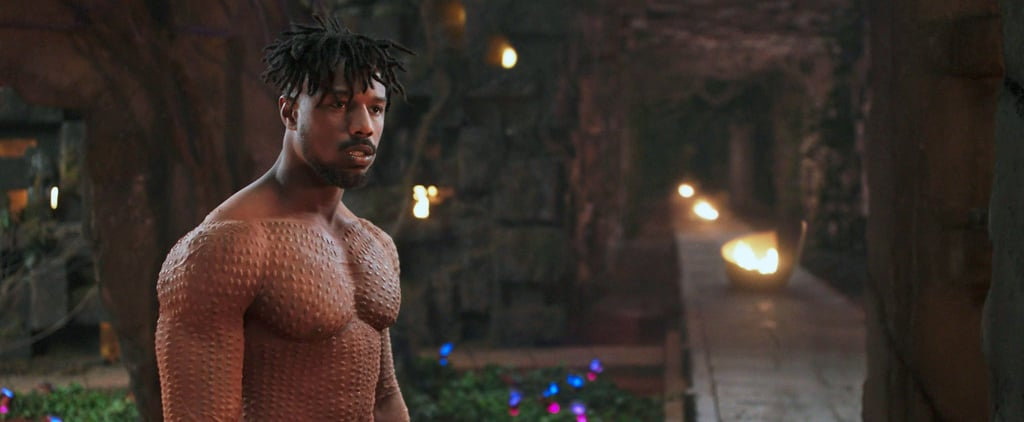 Fans Are Ready to Call the Fire Department After Seeing Michael B. Jordan in Black Panther