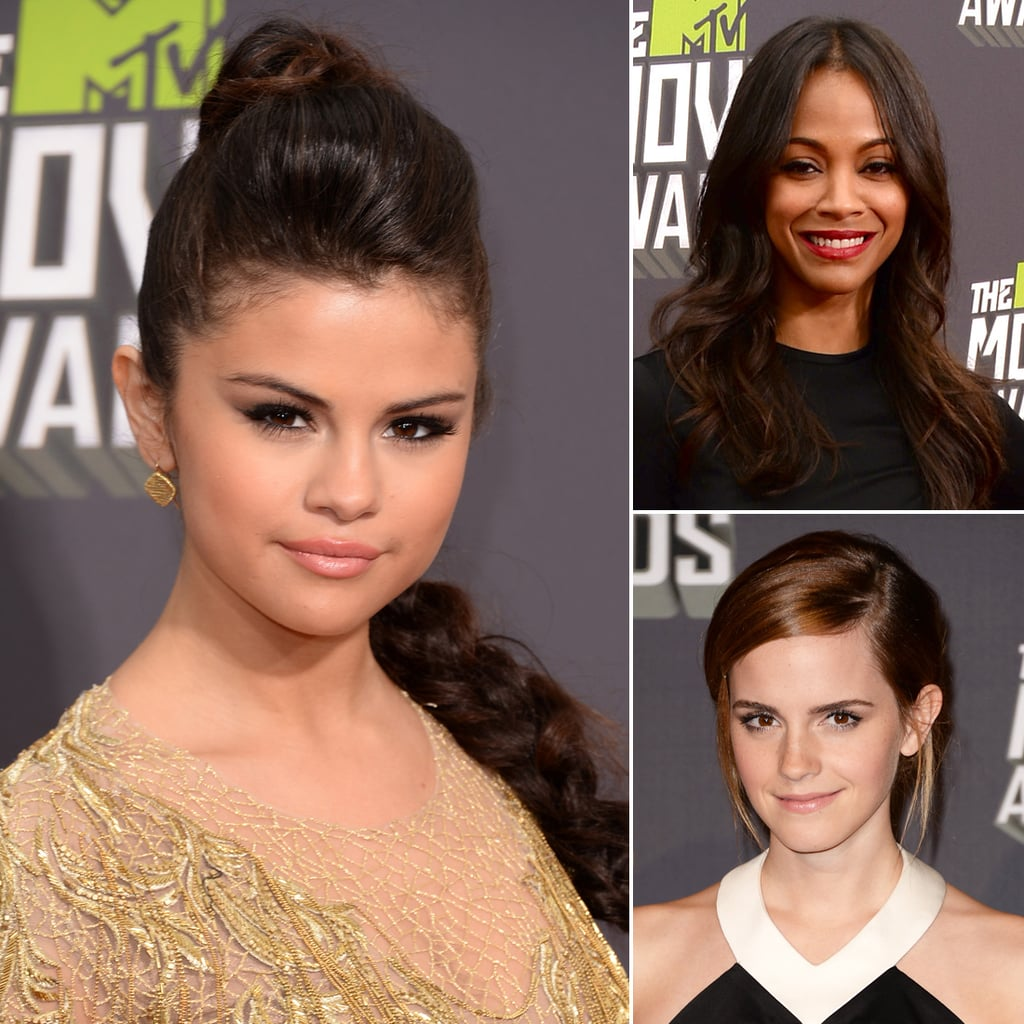 MTV Movie Awards Hair and Beauty 2013 | Pictures