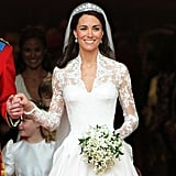 21 Breathtaking Wedding Gowns Worn by Real-Life Princesses
