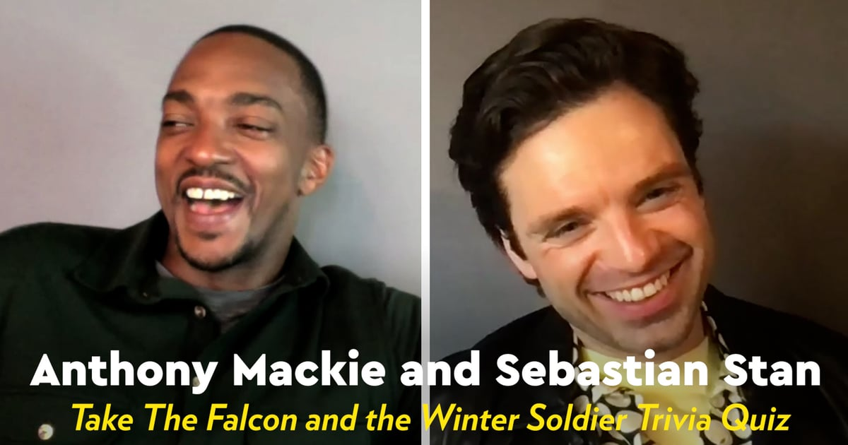 How Well Do Anthony Mackie and Sebastian Stan Know the Avengers? Apparently, Pretty Damn Well!