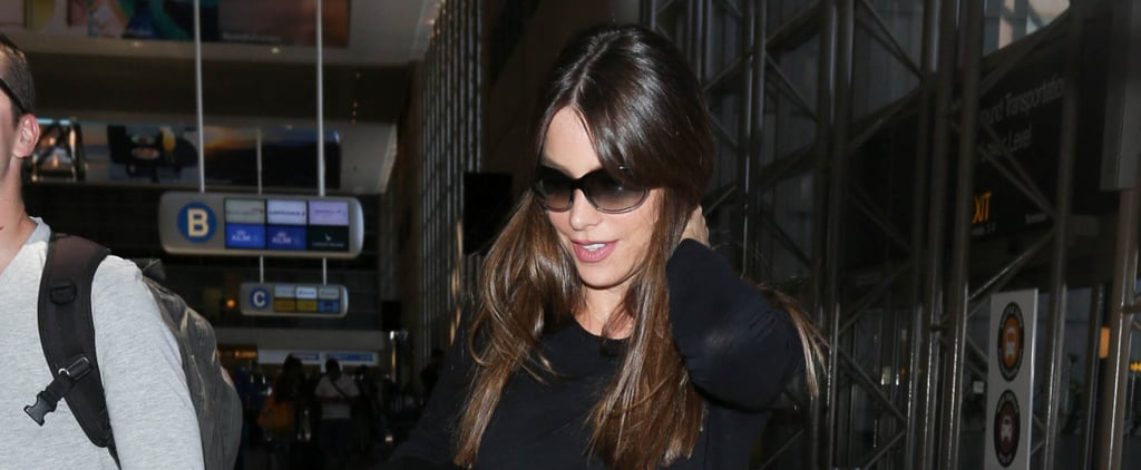 Sofia Vergara Has an Airport Uniform — and You Will Too After Seeing These Photos