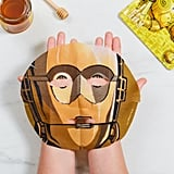 C-3PO Star Wars Face Mask