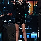 Miley Cyrus Shawn Mendes Honor Dolly Parton February 2019