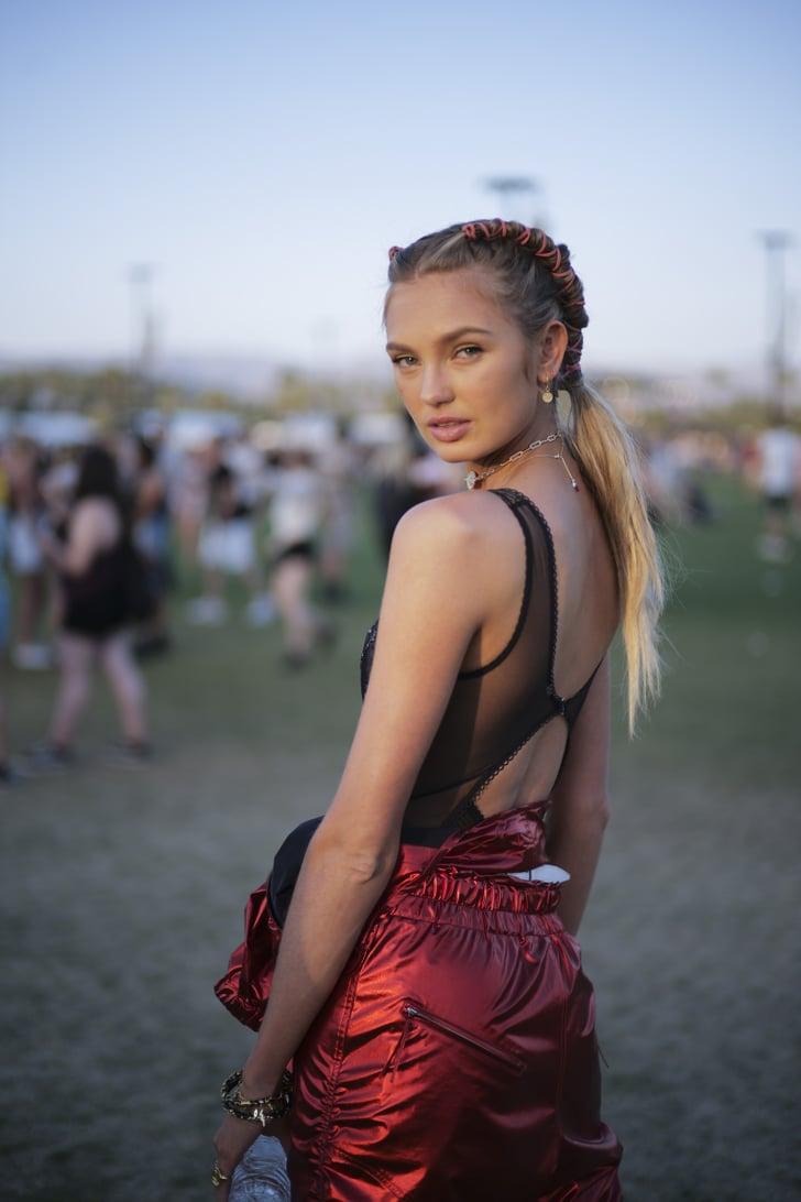 Best Beauty Looks At Coachella 2018 Popsugar Beauty Photo 33