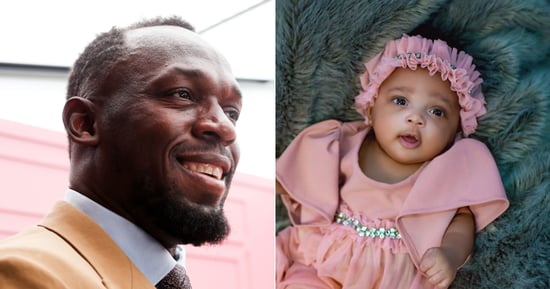 Usain Bolt Is a Dad! Here's What He Named His Baby Daughter