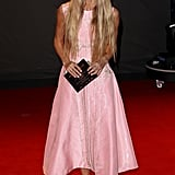 Laura Bailey at the British Fashion Awards.