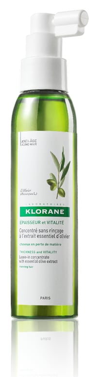 Klorane Leave-In Concentrate With Essential Olive Extract