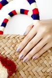 This Is the Cutest, Easiest Fourth of July Manicure We ve Seen All Summer