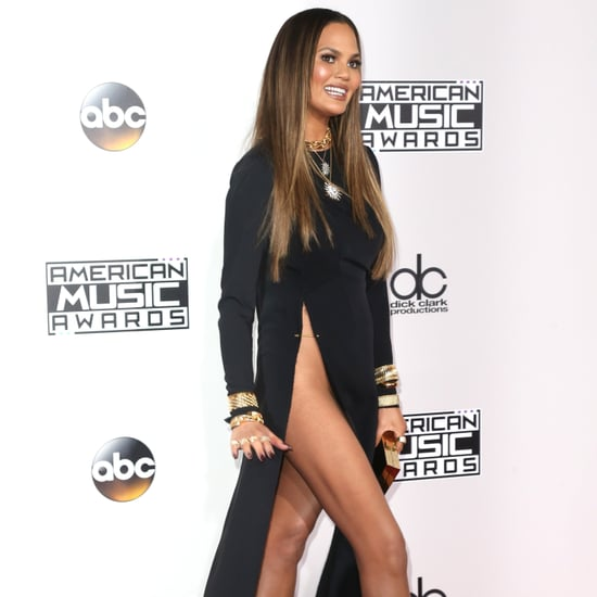 American Music Awards Red Carpet Dresses 2016