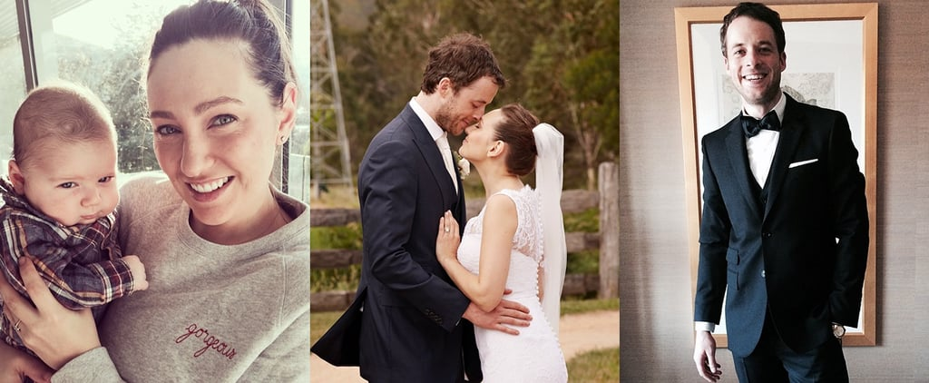 Hamish Blake and Zoe Foster Blake's Cute Moments