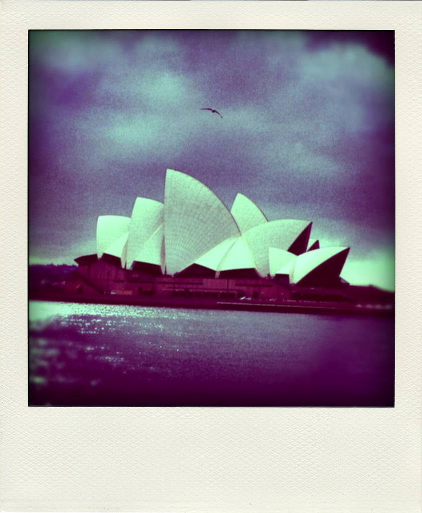 Australia Fashion Week Spring 2012 Shopbop Photo Diary