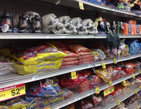 Diet Tip: Don't Buy Your Halloween Candy Just Yet