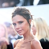 Victoria Beckham was glowing on the red carpet in 2016.