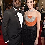 Pictured: Daniel Kaluuya and Allison Williams