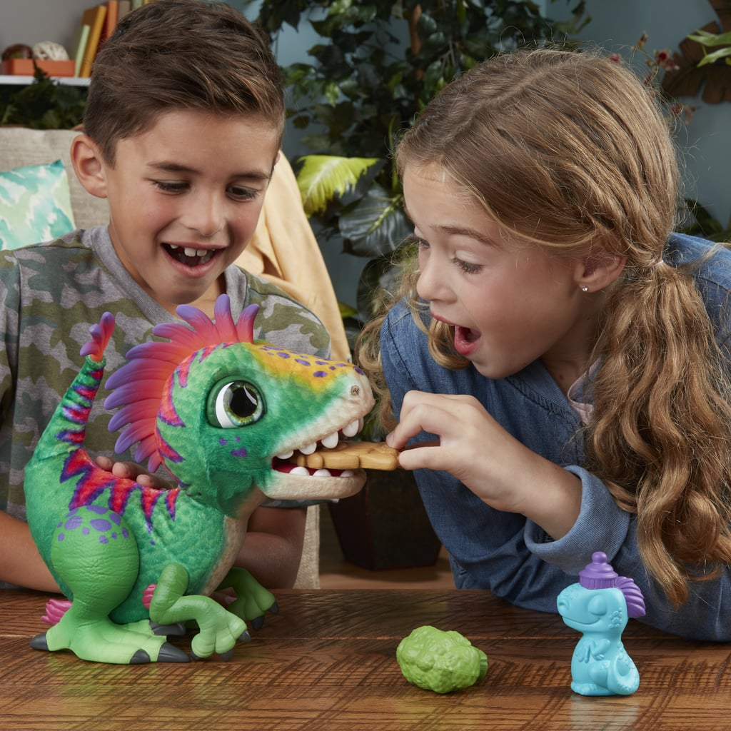 For 5-Year-Olds: FurReal Munchin Rex