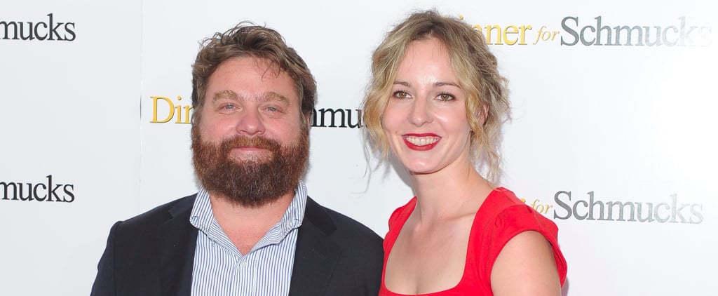 Zach Galifianakis and Wife Welcome Second Child 2016