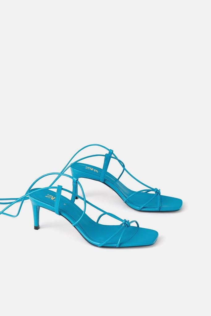 Best Zara Sandals | POPSUGAR Fashion