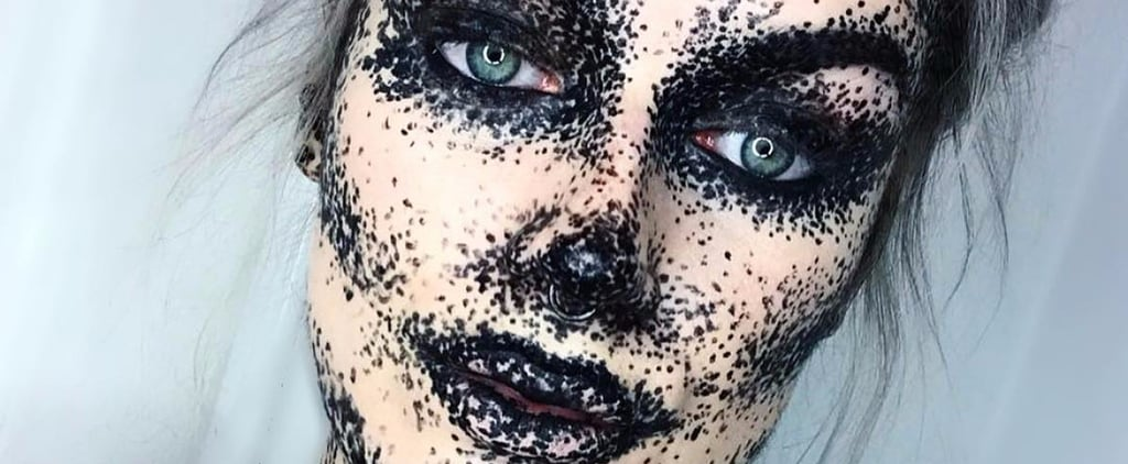 Pointillism Makeup Is Guaranteed to Make Your Skin Crawl