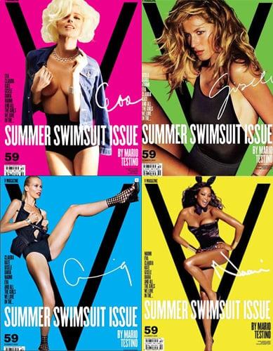 V Magazine Swimsuit Issue