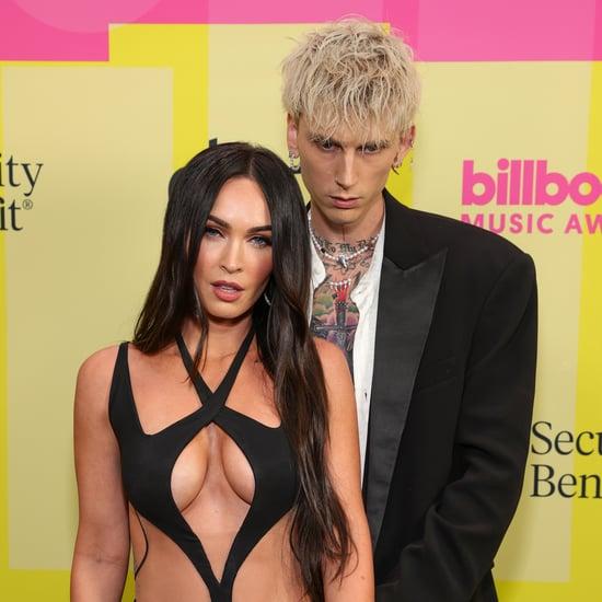 Megan Fox's Sexy Mugler Cutout Dress at the Billboard Awards