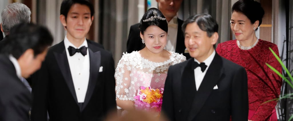 Princess Ayako's Wedding Dress