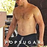 Chris Pratt Shirtless in Hawaii Pictures June 2018