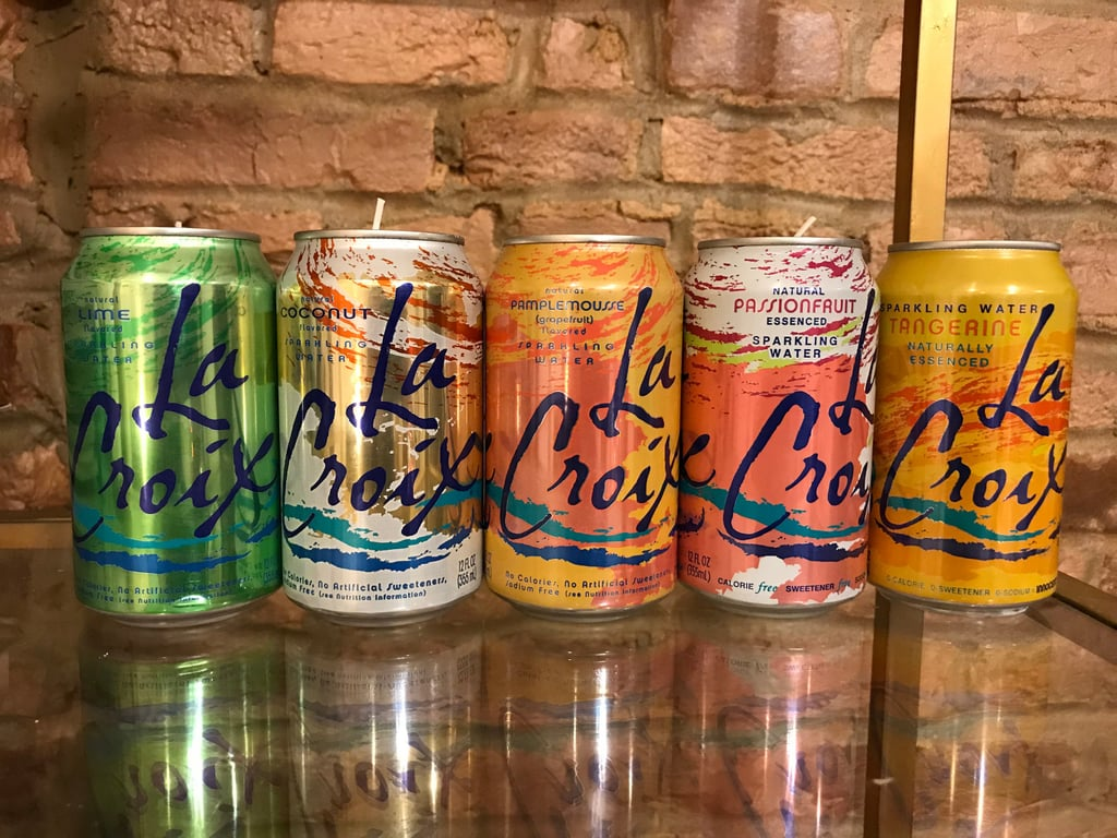 Sparkle Up Your Gift Giving With These La Croix Candles