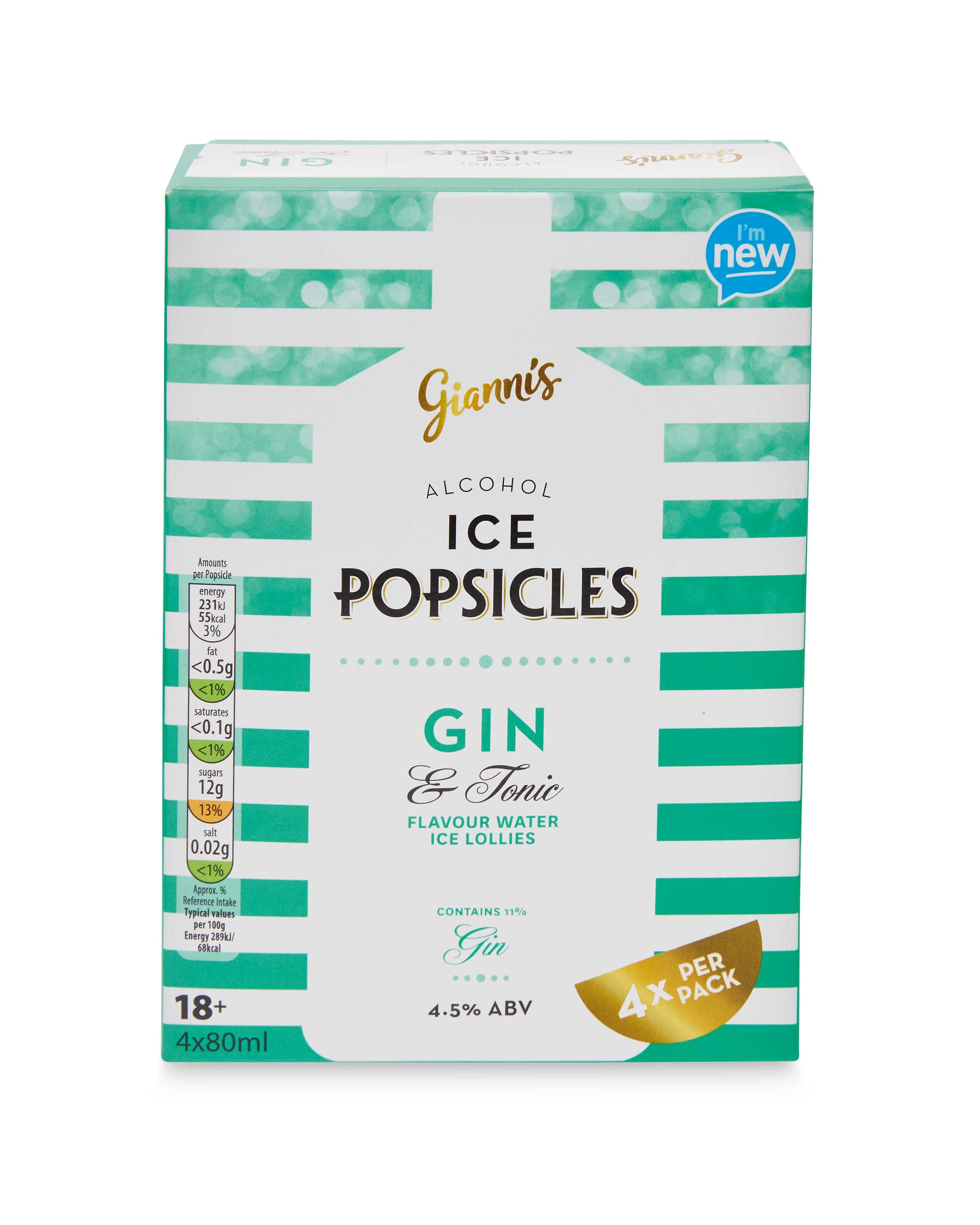 425481a5ea568676 Gin   Tonic Popsicle Aldi Making Your Summer Dreams Come True With Alcoholic Popsicles