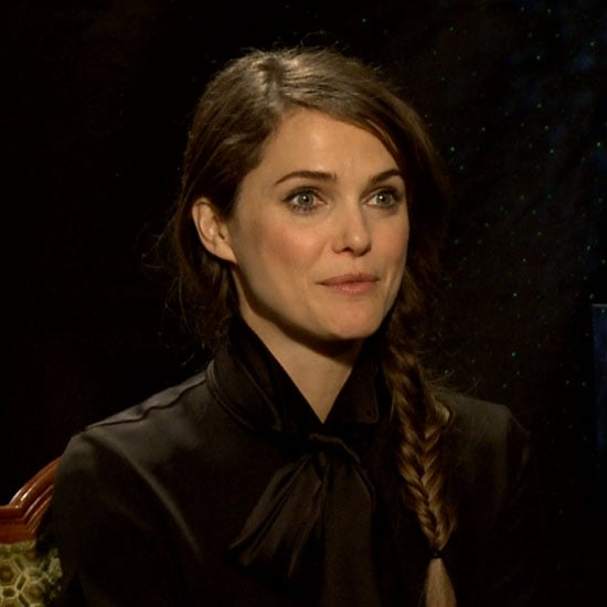 Keri Russell Interview About Dark Skies
