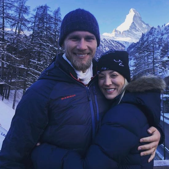 Kaley Cuoco and Karl Cook's Honeymoon Picture on Instagram