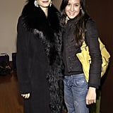 She hosted the Music Has Power Awards in NYC back in December 2003, and was joined by Vanessa Carlton.