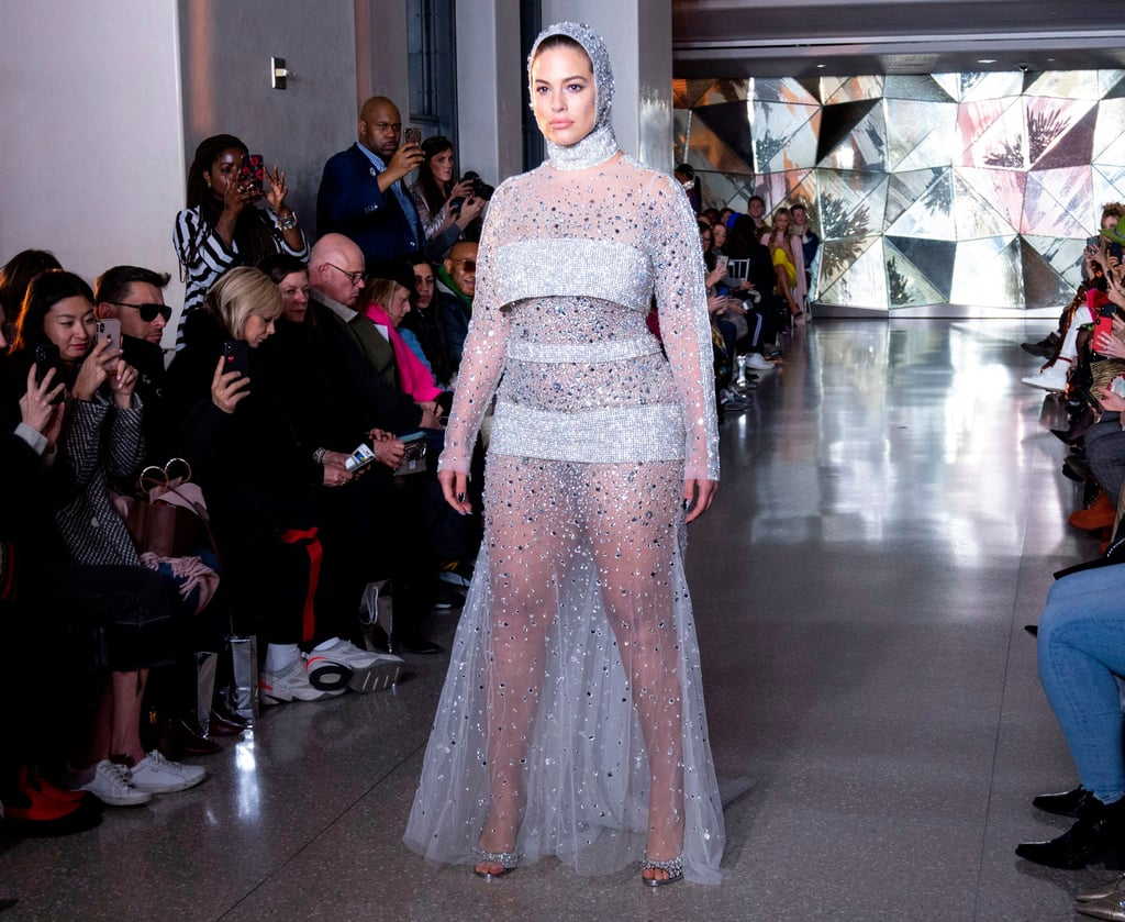 Ashley Graham At Fashion Week Fall 2019 Popsugar Fashion