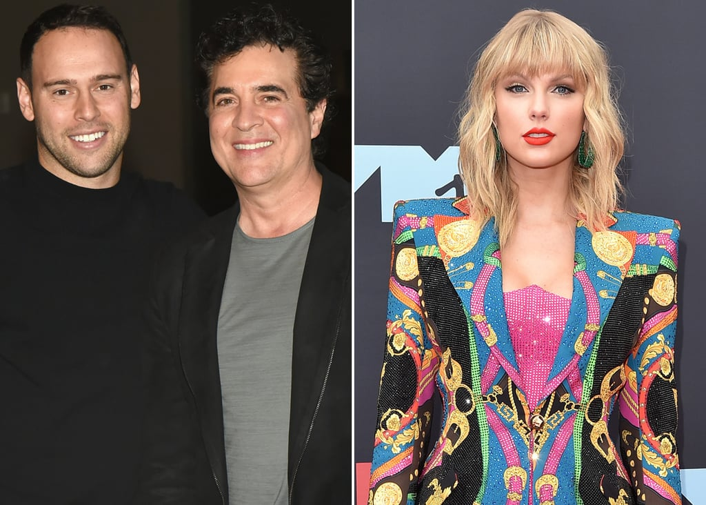 Taylor Swift, Scooter Braun, Scott Borchetta Feud Details