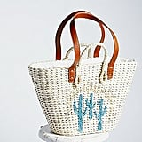 Free People Sundrenched Straw Tote