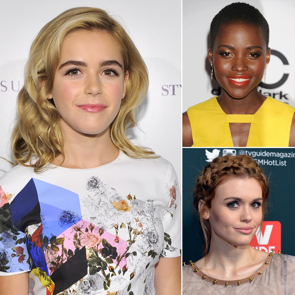 10 Stars About to Blow Up the Beauty World