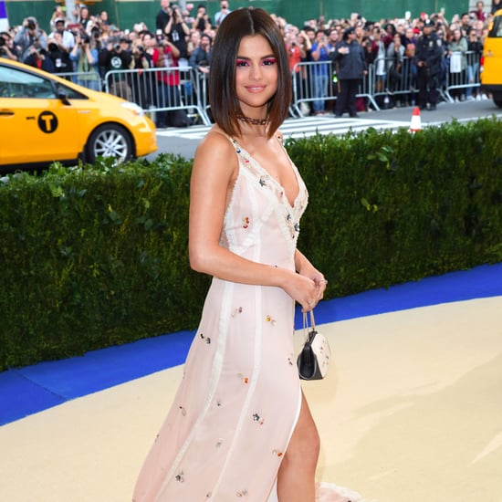 Selena Gomez Customized Coach Purse For Her Mother