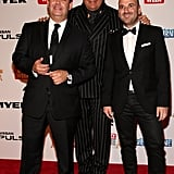 Gary Mehigan, Matt Preston and George Calombaris