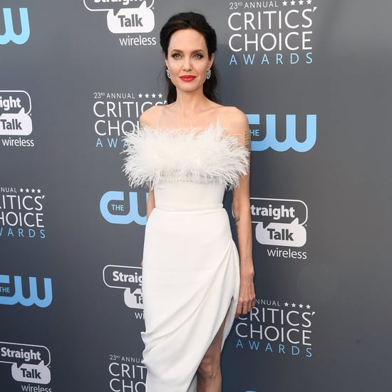 Critics' Choice Red Carpet Dresses 2018
