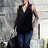 Jennifer Garner Steps Out in LA After Baring Her Soul in Vanity Fair