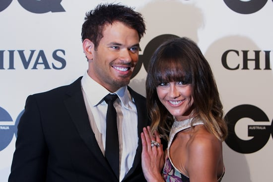 Exclusive Interview With Celebrity Couple Breaking Dawn's Kellan Lutz and Australian Actress Sharni Vinson