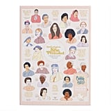 Nevertheless She Persisted Notable Women 1000 Piece Puzzle