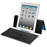 Logitech Tablet Keyboard and Stand ($49, originally $70)
