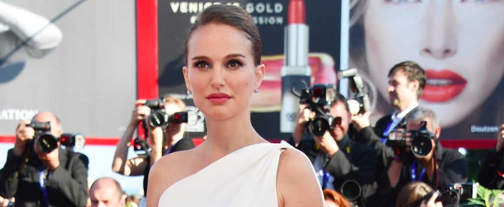 Natalie Portman Puts Her Possible Baby Bump on Display at the Venice Film Festival