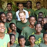 The Best Pictures From Prince Harry's Caribbean Tour