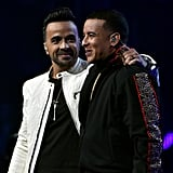 "Luis Fonsi and Daddy Yankee gave an electrifying performance of their hit ""Despacito"" in 2018."