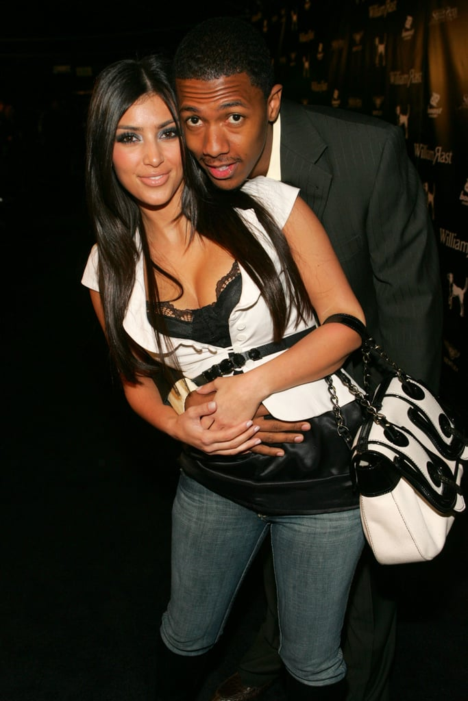 nick cannon and kim kardashian dating