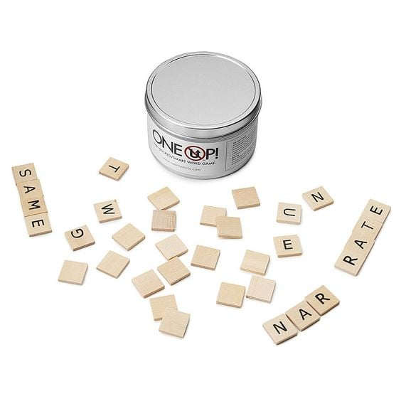 One Up! Word Game ($18)