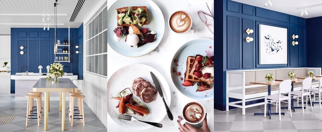 This Kate Middleton-Inspired Melbourne Café Is as Chic as You'd Expect